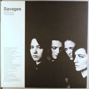 Savages, Silence Yourself (LP)