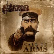 Saxon, Call To Arms - Limited Edition (CD)