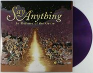 Say Anything, In Defense Of The Genre [Purple Vinyl] (LP)
