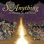 Say Anything, In Defense Of The Genre [180 Gram Vinyl] (LP)