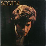 Scott Walker, Scott 4 [Remastered 180 Gram Vinyl] (LP)