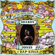 Sharon Jones & The Dap-Kings, Give The People What They Want (CD)
