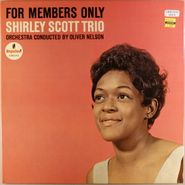 Shirley Scott, For Members Only (LP)