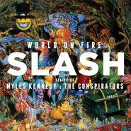Slash, World On Fire (CD)
