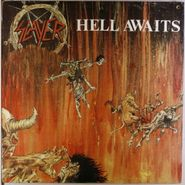 Slayer, Hell Awaits [Original Issue] (LP)