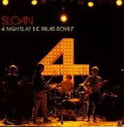 Sloan, 4 Nights Live At The Palais Royale (CD)