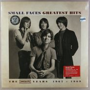 Small Faces, Greatest Hits - The Immediate Years 1967-1969 [180 Gram Blue Vinyl UK Import] (LP)