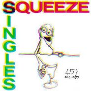 Squeeze, Singles: 45's and Under (CD)