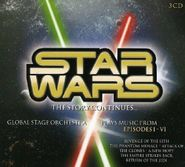 The Global Stage Orchestra, Star Wars: The Story Continues (CD)