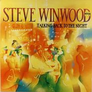 Steve Winwood, Talking Back To The Night (LP)