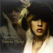 Stevie Nicks, Crystal Visions...The Very Best Of Stevie Nicks [Crystal Clear Vinyl] (LP)