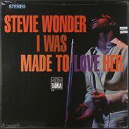 Stevie Wonder, I Was Made To Love Her (LP)