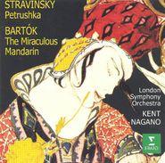 Igor Stravinsky, Stravinsky: Petrushka / Bartók: Miraculous Mandarin [Import] (CD)