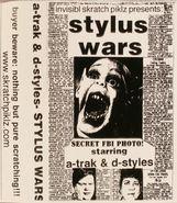 A-Trak, Stylus Wars (Cassette)