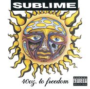 Sublime, 40 oz. to Freedom (CD)