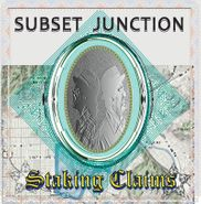 Subset Junction, Staking Claims [Home Grown] (CD)
