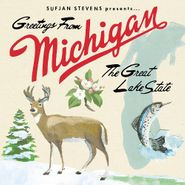 Sufjan Stevens, Greetings From Michigan: The Great Lake State (LP)
