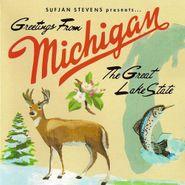 Sufjan Stevens, Greetings From Michigan, The Great Lake State (CD)