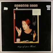 Suzanne Vega, Days Of Open Hand (LP)