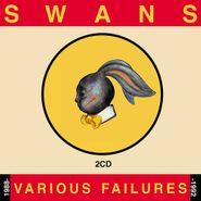Swans, Various Failures (CD)