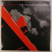 The White Stripes, Nine Miles From The White City [Red and White Vinyl] (LP)