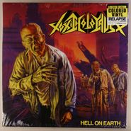 Toxic Holocaust, Hell On Earth [COLOR VINYL] (LP)