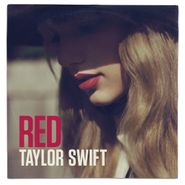 Taylor Swift, Red [Black Friday Clear Vinyl] (LP)