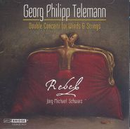 Georg Philipp Telemann, Telemann: Double Concerti for Winds & Strings (CD)