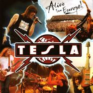 Tesla, Alive In Europe! [Import] (CD)