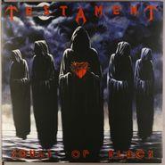 Testament, Souls Of Black [Blue Vinyl] (LP)