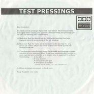 "Demdike Stare, Testpressing #004 (12"")"