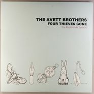 The Avett Brothers, Four Thieves Gone: The Robbinsville Sessions [White Vinyl] (LP)