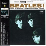 The Beatles, Meet the Beatles! [The U.S. Album] (CD)