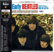 The Beatles, The Early Beatles [The U.S. Album] (CD)