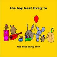 The Boy Least Likely To, The Best Party Ever (CD)