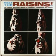The California Raisins, Meet The Raisins! (LP)