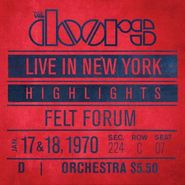 The Doors, Live In New York [180 Gram Vinyl] (LP)