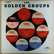Various Artists, The Golden Groups: Vol. 30 - The Best of Dig Records (LP)