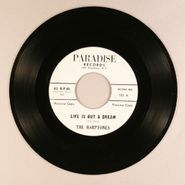 """The Harptones, Life Is But A Dream [White Label Promo] (7"""")"""