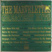 The Marvelettes, The Marvelettes' Greatest Hits (LP)