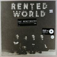 The Menzingers, Rented World [Clear w/ White Vinyl] (LP)