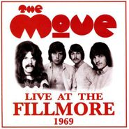 The Move, Live At The Fillmore 1969 (CD)