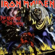Iron Maiden, The Number Of The Beast [Enhanced] (CD)