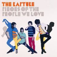 The Rapture, Pieces Of The People We Love (CD)