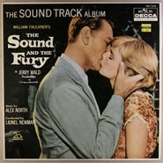 Alex North, The Sound And The Fury [Score] [Japanese Issue] (LP)