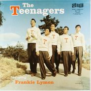 Frankie Lymon & The Teenagers, The Teenagers Featuring Frankie Lymon [White Label Promo] (LP)