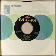 """The Tymes, A Touch Of Baby / What Would I Do (7"""")"""