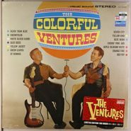 The Ventures, The Colorful Ventures [180 Gram Blue Vinyl] (LP)