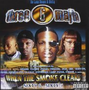 Three 6 Mafia, When The Smoke Clears (CD)