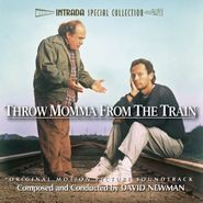 David Newman, Throw Momma From The Train [Limited Edition] [Score] (CD)